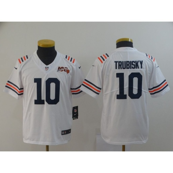 premium selection 15206 afae8 Chicago Bears Mitchell Trubisky Jersey (1) NWT
